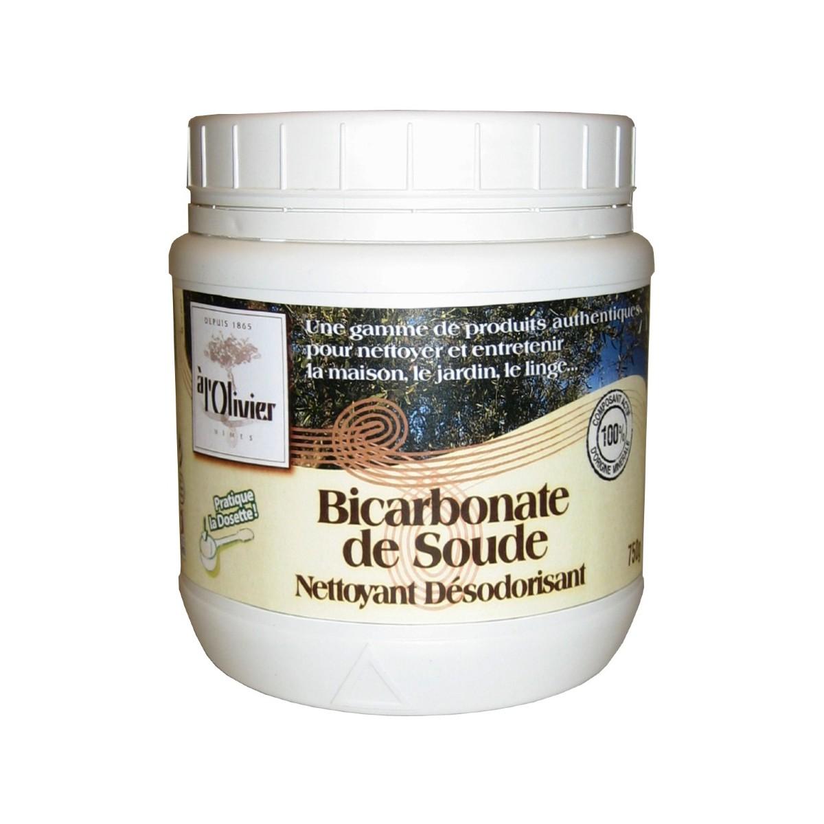 Bicarbonate De Soude Pour Terrasse bicarbonate de soude 750g