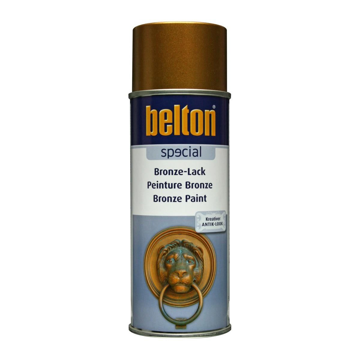 Belton Peinture Aérosol Effet Bronze 400ml Or Antique à 13