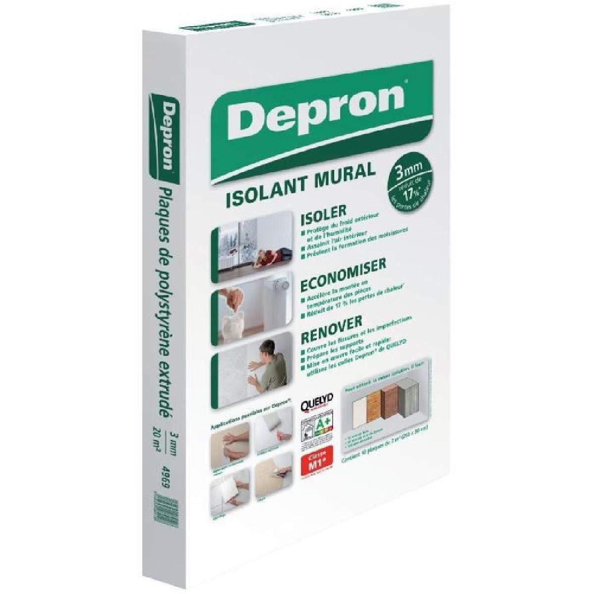 plaque depron 3mm