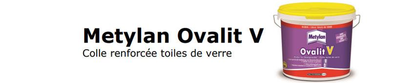colle ovalit V metylan