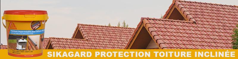 sikagard protection toiture