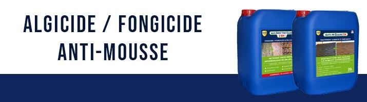 Algicide Fongicide Anti Mousse Guard Industrie