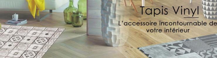 Tout savoir sur le Tapis Vinyle Carreaux de Ciment