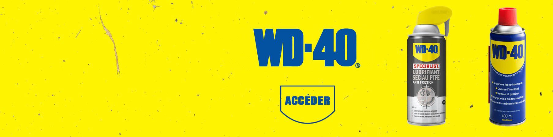 WD 40 Multifonction & Specialist
